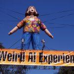 Weird Al Experience. Year: 2002