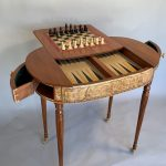 Federal Period Game Table by Robert Stevenson