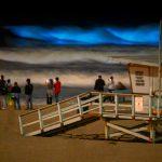 Forbidden Luminescence in Manhattan Beach by Evelyn Schmitt