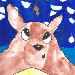 Totoro by Cristian Castellon