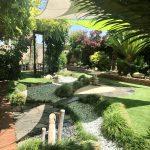 Serenity Garden by Rose Sato