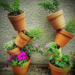 Topsy Turvy Garden by Lorrie Duran-Salyer