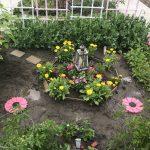 Mother Daughter Quarantine Garden by Cindy Conboy