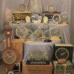Mystery Clocks by David Domash