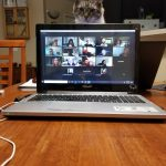 Dwayne Joins a Zoom Meeting by Amy Breyer