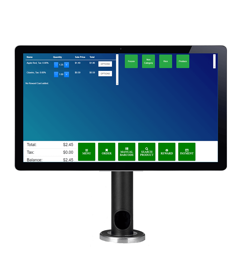 Feature Pos App