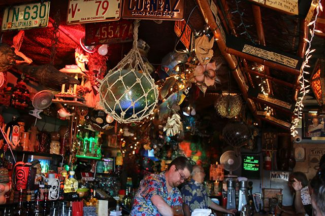 Featured photo for The Tiki Bar
