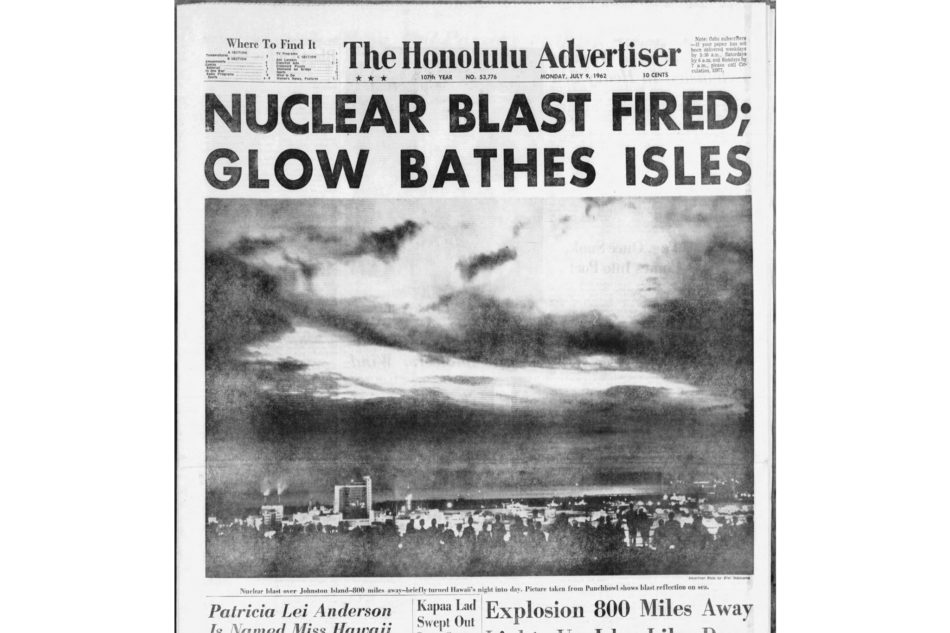Featured photo for A Nuclear Party