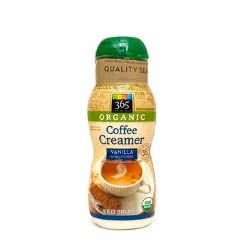 Organic Coffee Creamer 16oz