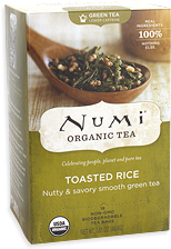 Numi Green Tea 18ct