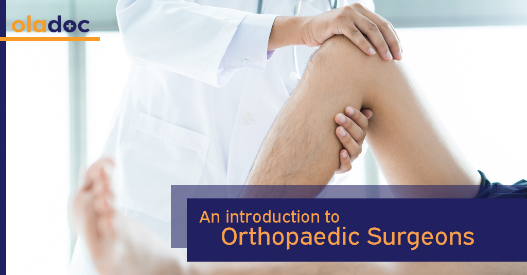 BONE DOCTORS: AN INTRODUCTION TO ORTHOPEDIC SURGEONS