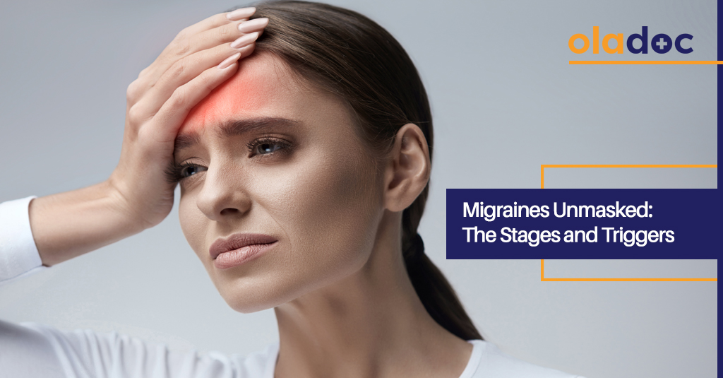 Migraines Unmasked: The Stages and Triggers