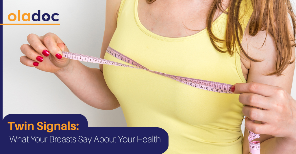 Twin Signals: What Your Breasts Say About Your Health