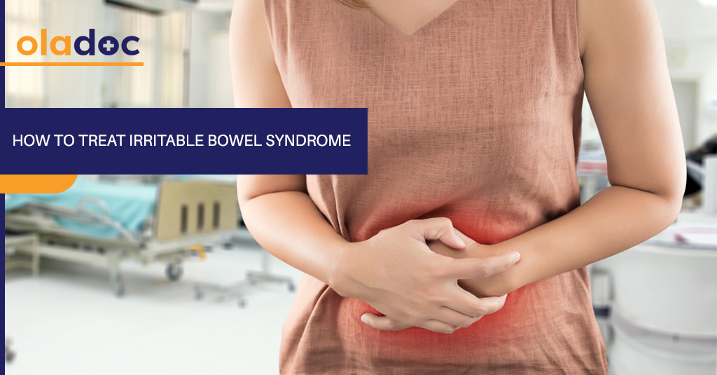 HOW TO TREAT  IRRITABLE BOWEL SYNDROME
