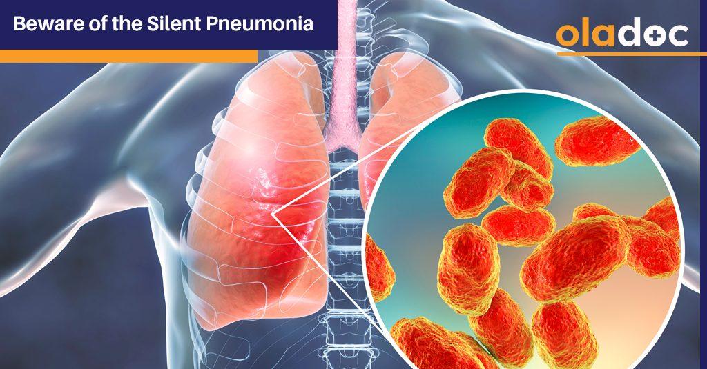 silent pneumonia