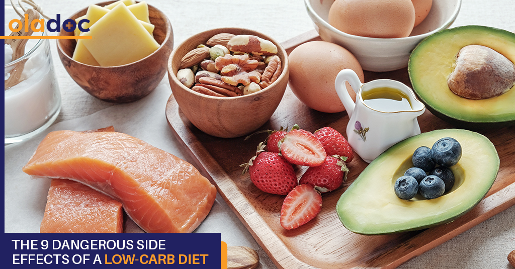 danger low carb diet