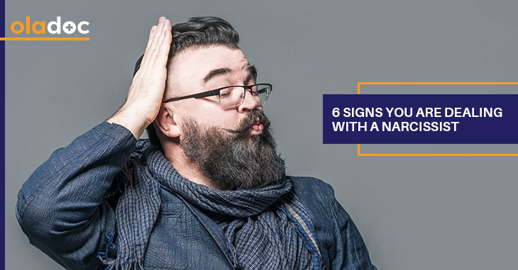 6 Signs You Are Dealing With A Narcissist | Mental Health | oladoc com