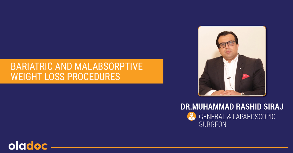 Bariatric and Malabsorptive Weight Loss Procedures