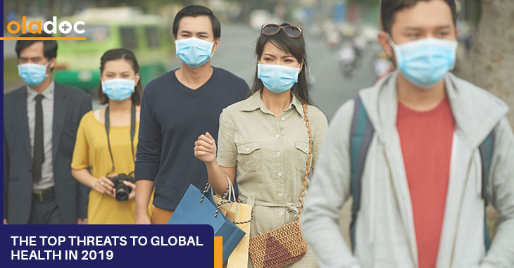 The Top Threats To Global Health In 2019