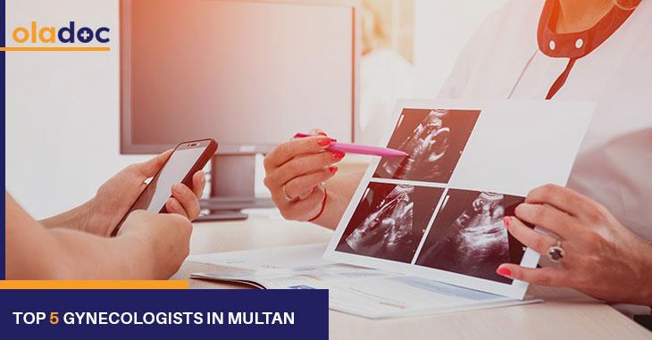 Top 5 Gynecologists in Multan