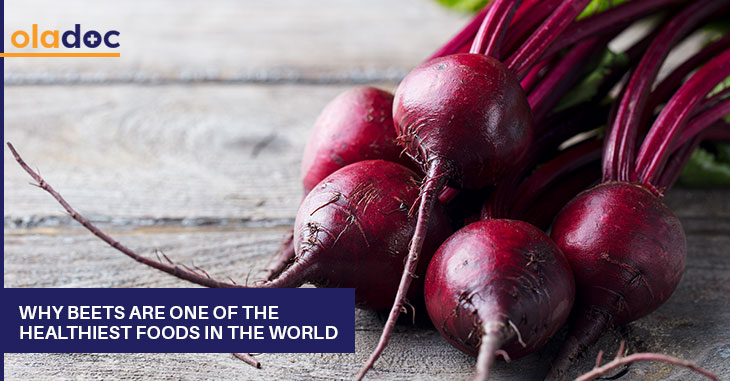 Why Beets Are One Of The Healthiest Foods In The World