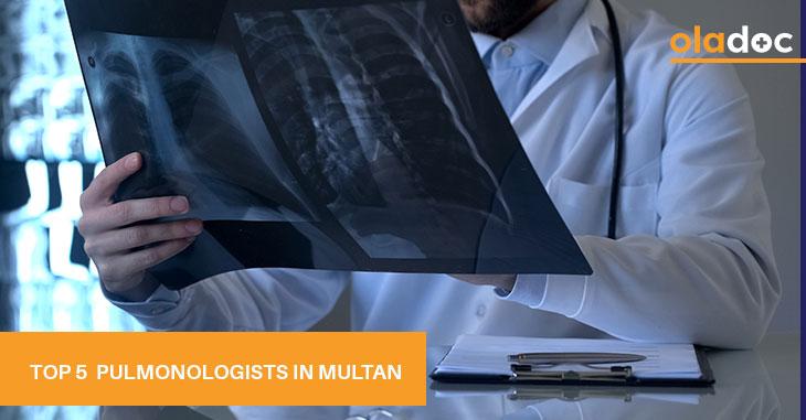 Top 5 Pulmonologists In Multan