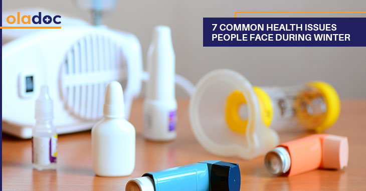7 Common Health Issues People Face during Winter