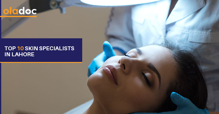 top 10 skin specialists in lahore