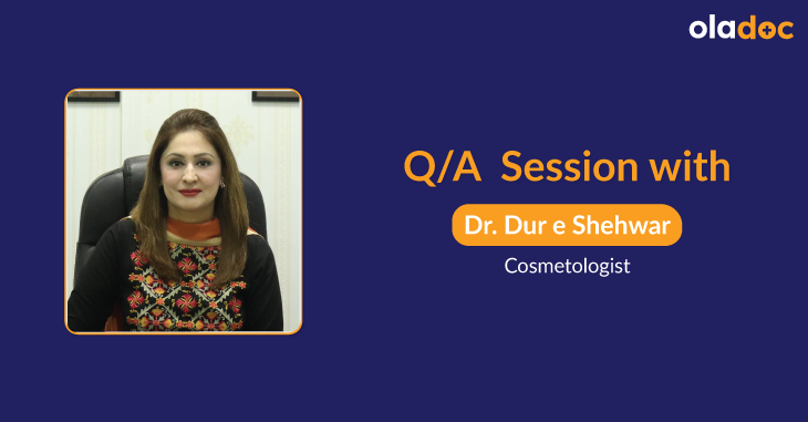 ADVANCED ANTI-AGING TREATMENT OPTIONS – Q & A WITH DR. DUR E SHAHWAR