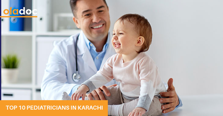 Who are the Top 10 Child Specialists in Karachi