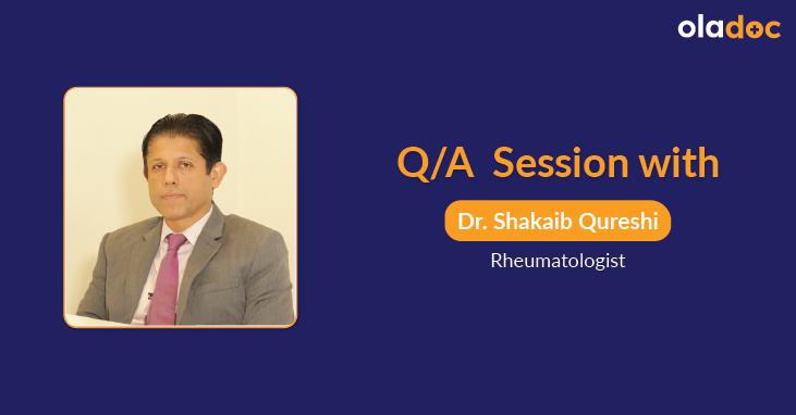 Rheumatic Diseases Treatment: Q and A with Dr. Shahkaib Qureshi