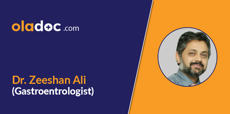 TOP 5 GASTROENTEROLOGISTS IN KARACHI