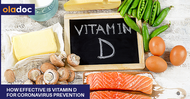 The role of Vitamin D in the prevention of Coronavirus