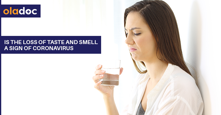 Is Loss of Smell and Taste a Sure Sign of Coronavirus?