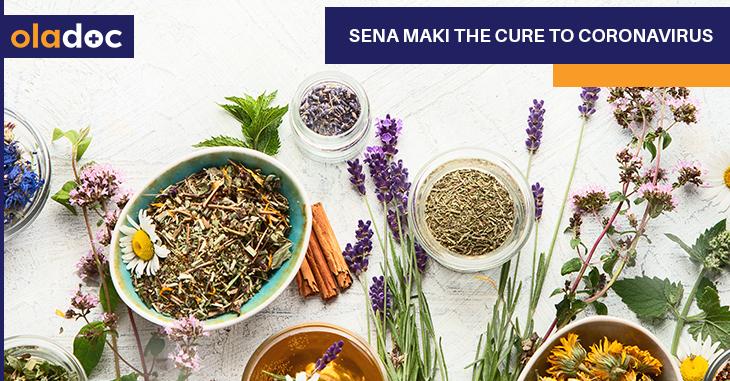 Is Senna Makki the Cure to Coronavirus?