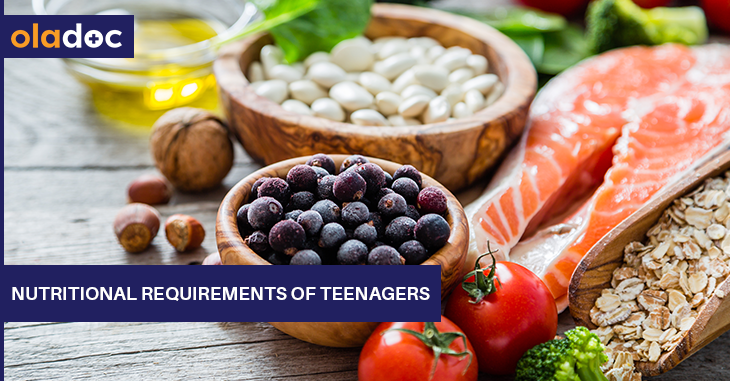 Teenage Nutrition: The Reasons & Consequences of a Bad One