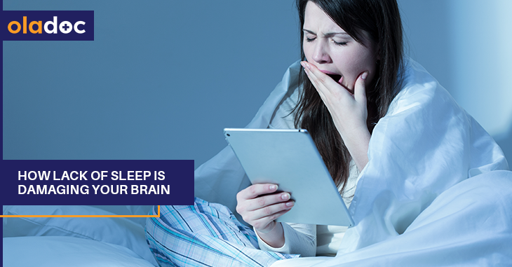 What Is the Impact of Sleeplessness On Your Brain?