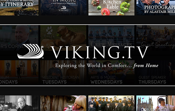 Viking.TV: Exploring the world in comfort…from home