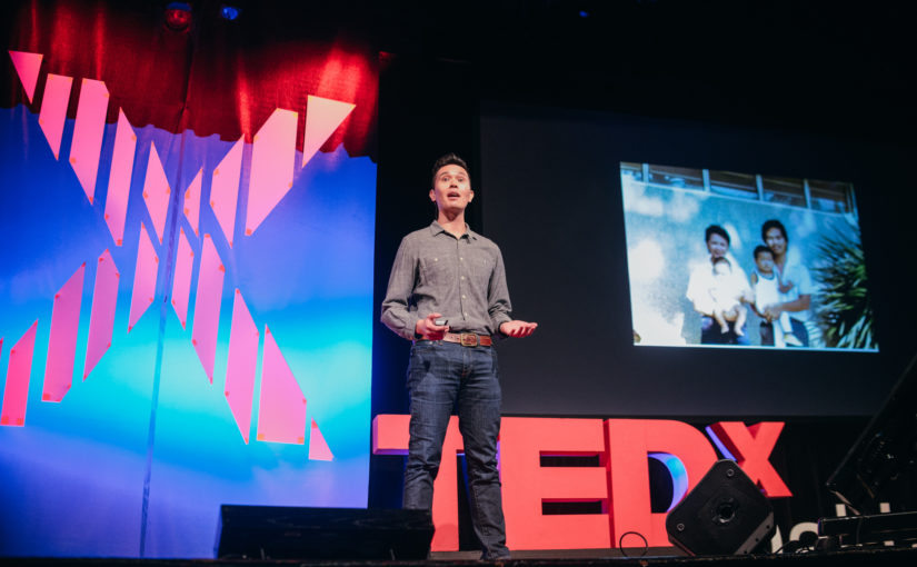 Happy Holidays & Watch Rey Faustino's TED Talk