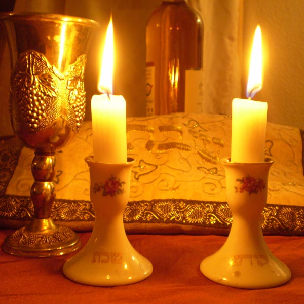 Friday 13 August, Erev Shabbat service