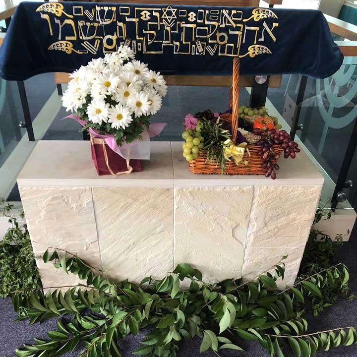 Saturday 15 August, Shabbat service, Shabbat Re'eh