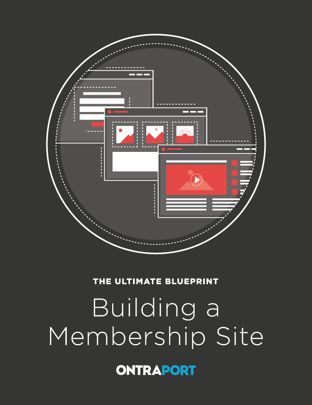 The Ultimate Blueprint to Building a Membership Site