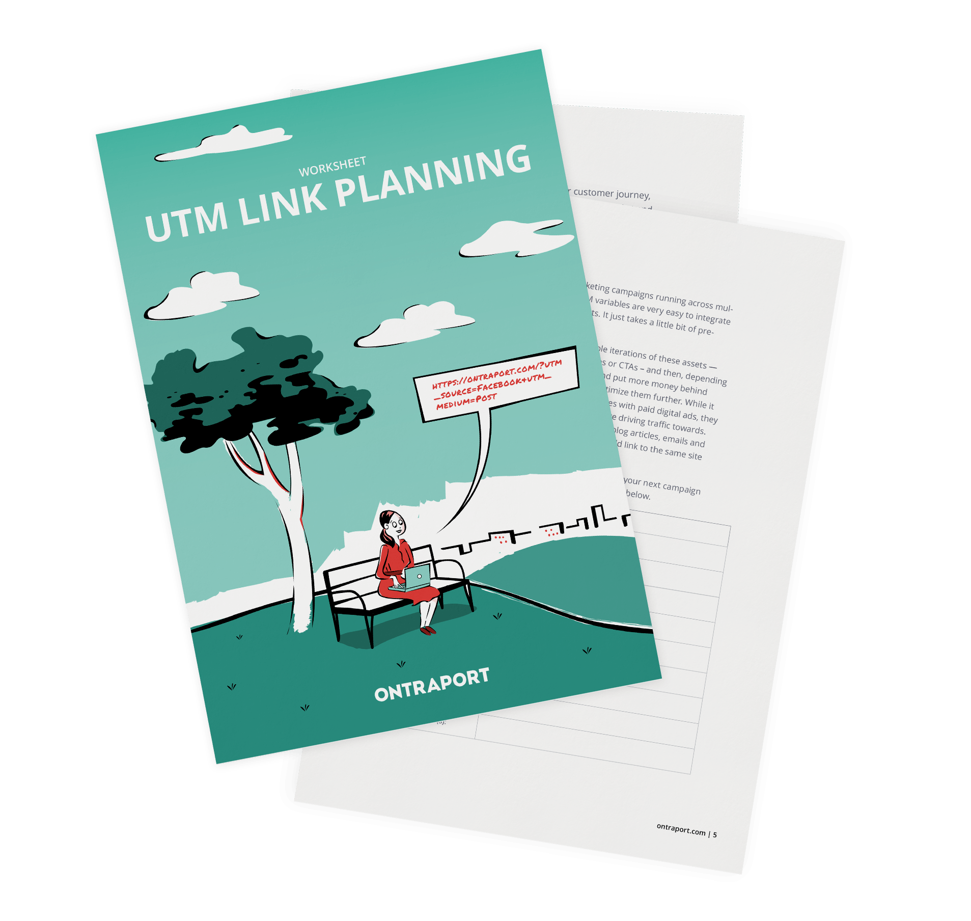 The ultimate blueprint to marketing campaigns ontraport its time to start taking advantage of utm variables to track your marketing campaigns malvernweather Gallery
