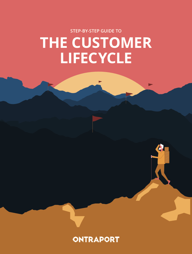 The Step-By-Step Guide to the Customer Lifecycle