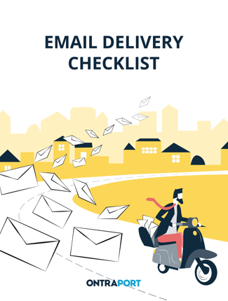 Email Delivery Checklist