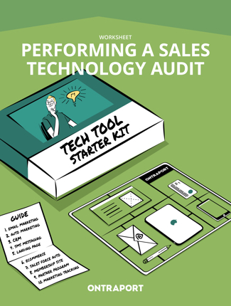 Performing a Sales Technology Audit