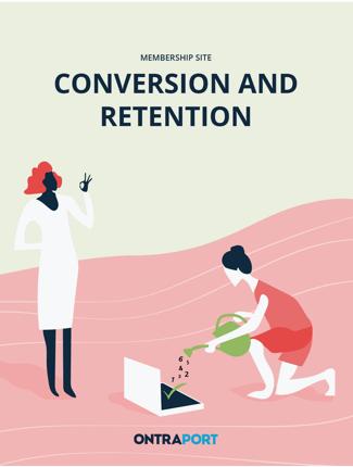 The Membership Site Conversion and Retention Checklist
