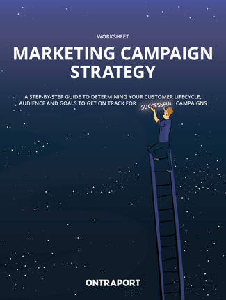 Marketing Campaign Strategy Worksheet