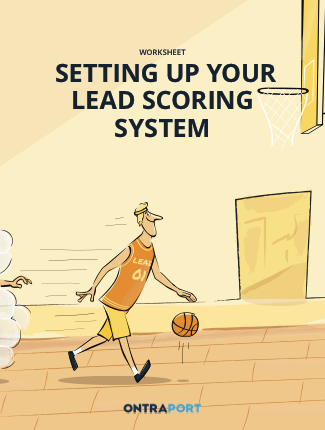 Setting Up Your Lead Scoring System Worksheet