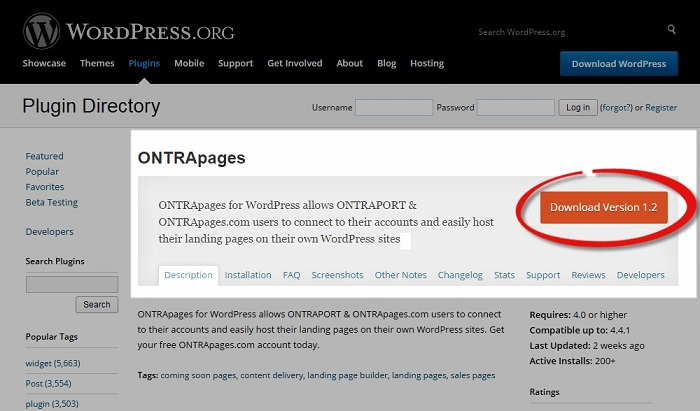 New Feature: Ontraport Pages for WordPress is here! | The